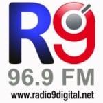 Logo da emissora Radio 9 Digital 96.9 FM