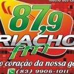 Logo da emissora Web Rádio Riacho Fm