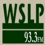 Logo da emissora WSLP 93.3 FM