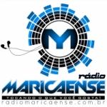 Logo da emissora Rádio Maricaense