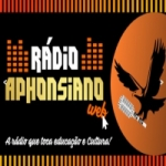 Logo da emissora Rádio Aphonsiano