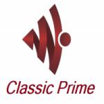 Logo da emissora Classic Prime