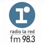 Logo da emissora Radio La Red 98.3 FM