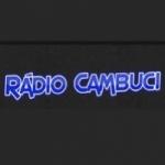 Logo da emissora Rádio Cambuci FM