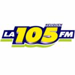 Logo da emissora Radio La 105 FM Libertad 105.1 FM