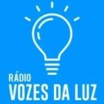 Logo da emissora Rádio Vozes da Luz