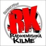 Logo da emissora Radio RK 91.5 FM