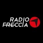 Logo da emissora Radio Freccia 89.2 FM