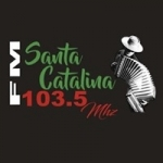 Logo da emissora Radio Santa Catalina 103.5 FM
