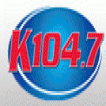 Logo da emissora WSPK 104.7 FM