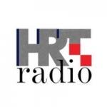 Logo da emissora HRT Radio Dubrovnik 105 FM