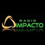 Logo da emissora Radio Impacto 97.5 FM