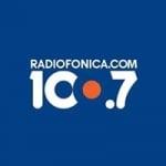 Logo da emissora Radiofónica 100.7 FM