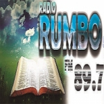 Logo da emissora Radio Rumbo 89.7 FM