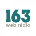 Logo da emissora 163 Web Rádio