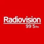 Logo da emissora Radio Radiovision 99.5 FM