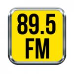 Logo da emissora Rádio 89.5 FM