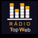 Logo da emissora Rádio Top Web FM