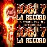 Logo da emissora Radio Record 106.7 FM