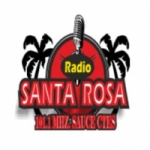 Logo da emissora Radio Santa Rosa 101.1 FM
