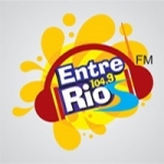 Logo da emissora Radio Entre Rios 104.9 FM