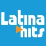Logo da emissora Rádio Latina Hits