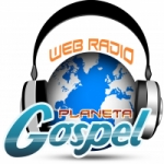 Logo da emissora Web Radio Planeta Gospel