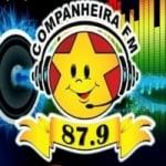 Logo da emissora Rádio Companheira 87.9 FM