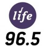Logo da emissora KNWC 96.5 FM