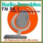 Logo da emissora Radio Asamblea 94.1 FM