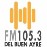 Logo da emissora Radio Del Buen Ayre 105.3 FM
