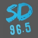 Logo da emissora Radio San Diego 96.5 FM