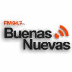 Logo da emissora Radio Buenas Nuevas 94.7 FM