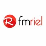 Logo da emissora Radio Riel 93.1 FM