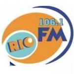 Logo da emissora Radio Rio 106.1 FM
