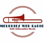 Logo da emissora Melodies Web Radio