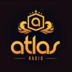 Logo da emissora Rádio Atlas