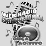 Logo da emissora Web Rádio Excepcional