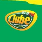 Logo da emissora Rádio Clube 87.9 FM