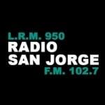 Logo da emissora Radio San Jorge 102.7 FM