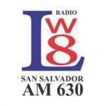 Logo da emissora Radio Visión 630 AM