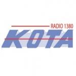 Logo da emissora KOTA 1380 AM