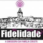 Logo da emissora Fidelidade Web Gospel