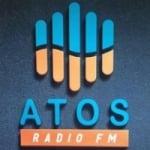Logo da emissora Rádio Atos 98.3 FM