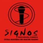 Logo da emissora Radio Signos 92.5 FM