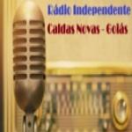 Logo da emissora Rádio Independente Caldas Novas