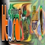 Logo da emissora Compartilha Litoral