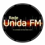 Logo da emissora Rede Unida FM