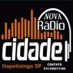 Logo da emissora Nova Rádio Cidade 105.9 FM
