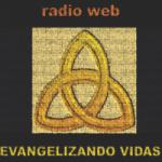 Logo da emissora Evangelizando Vidas